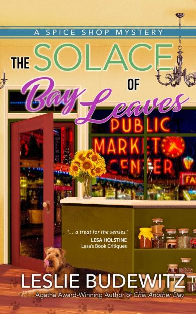 The solace of bay leaves : a Spice Shop mystery