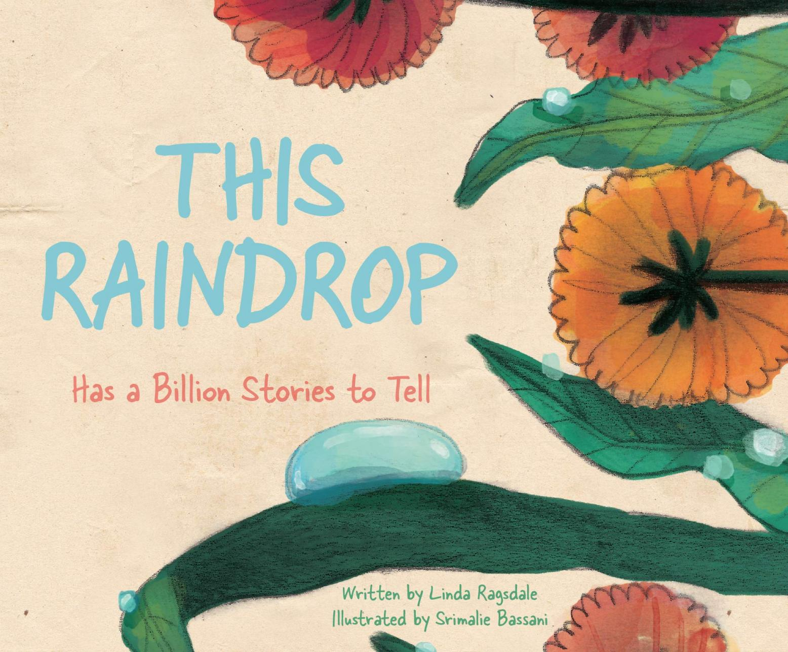 This raindrop has a billion stories to tell