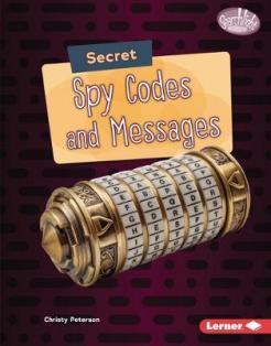 Secret spy codes and messages