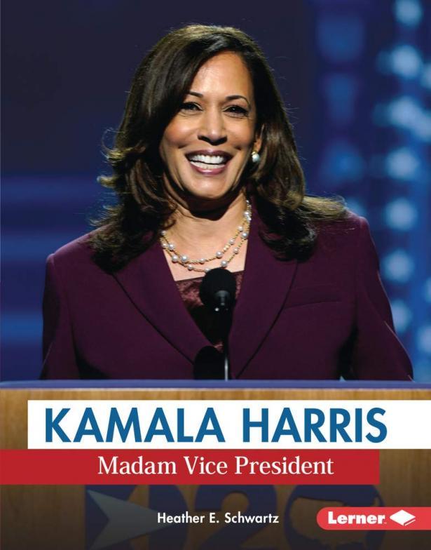 Kamala Harris : Madam Vice President