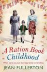 RATION BOOK CHILDHOOD.