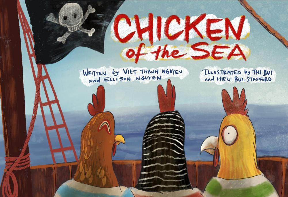 Chicken of the sea