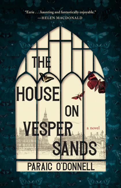The house on Vesper Sands : a novel