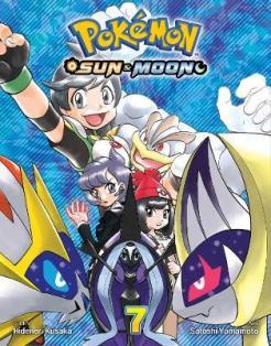 Pokémon. Sun & Moon. Volume 7
