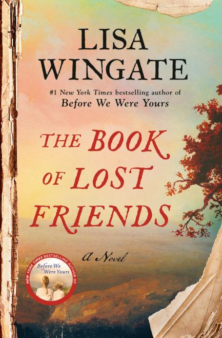The book of lost friends : a novel