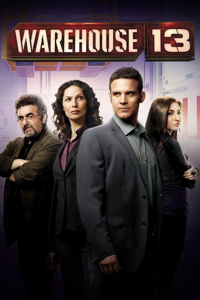 Warehouse 13 : the complete series.