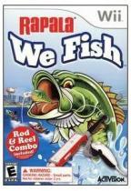 We fish.
