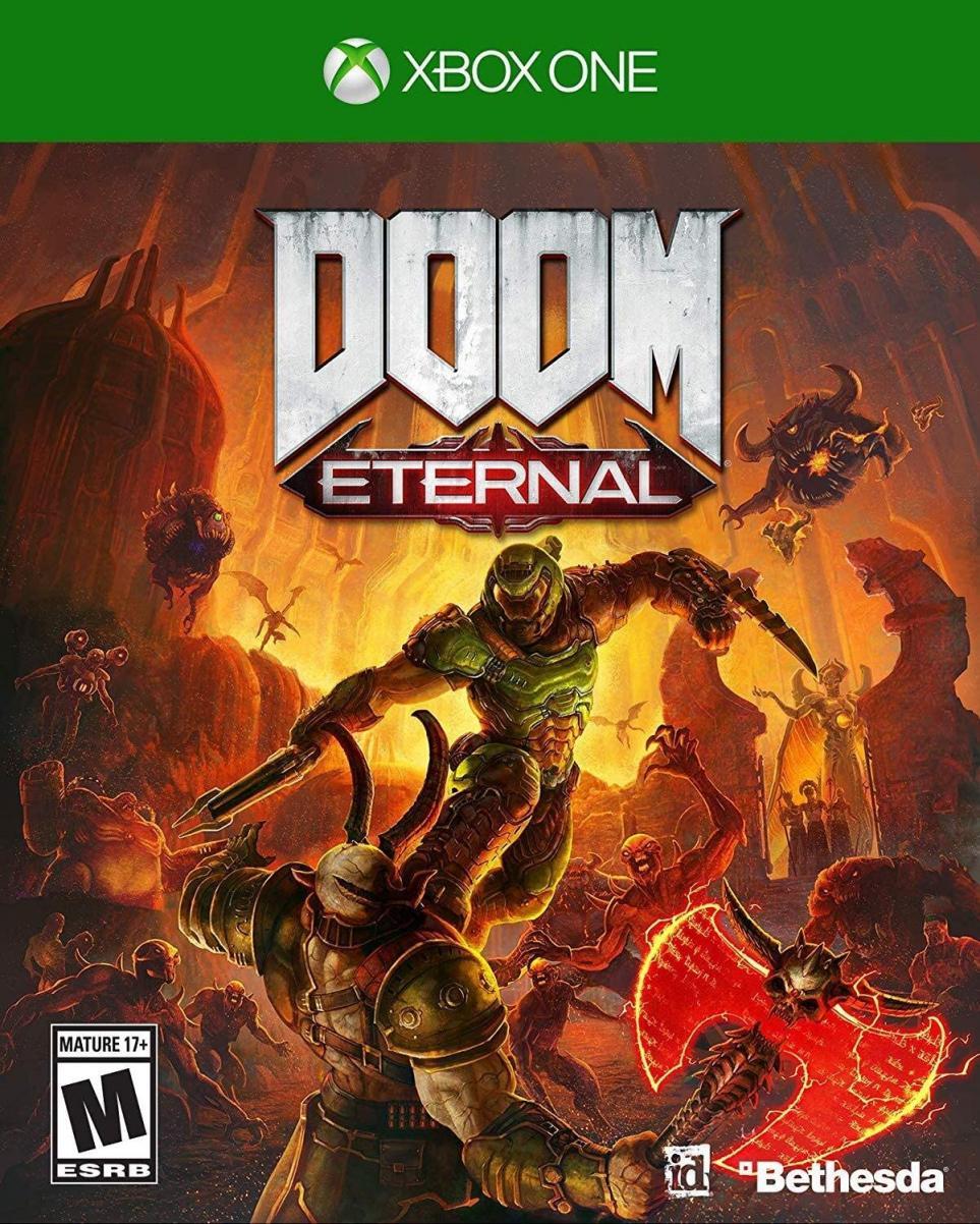 Doom. Eternal.