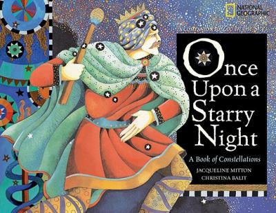 Once upon a starry night : a book of constellations