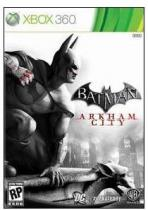 Batman. Arkham city.